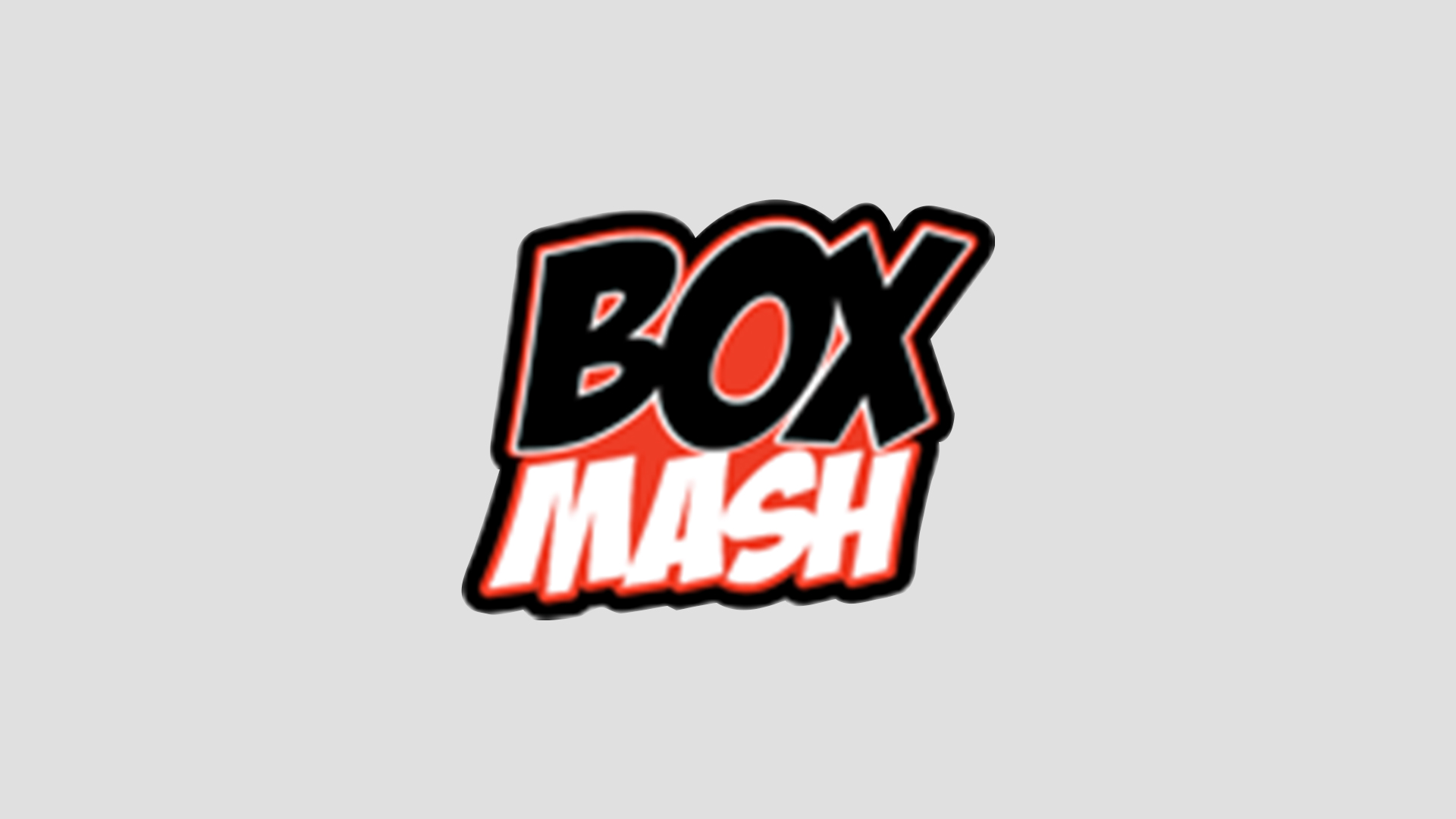 box-mash