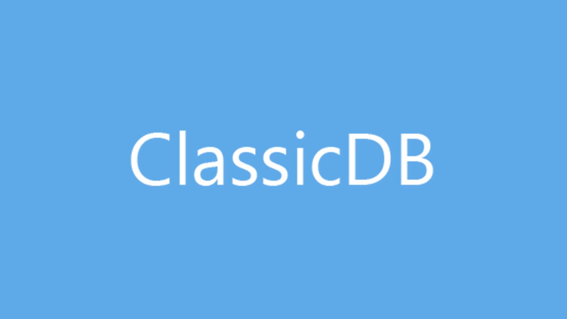 Classic-DB-logo