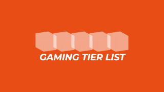Gaming Tier List