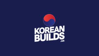 Korean Builds