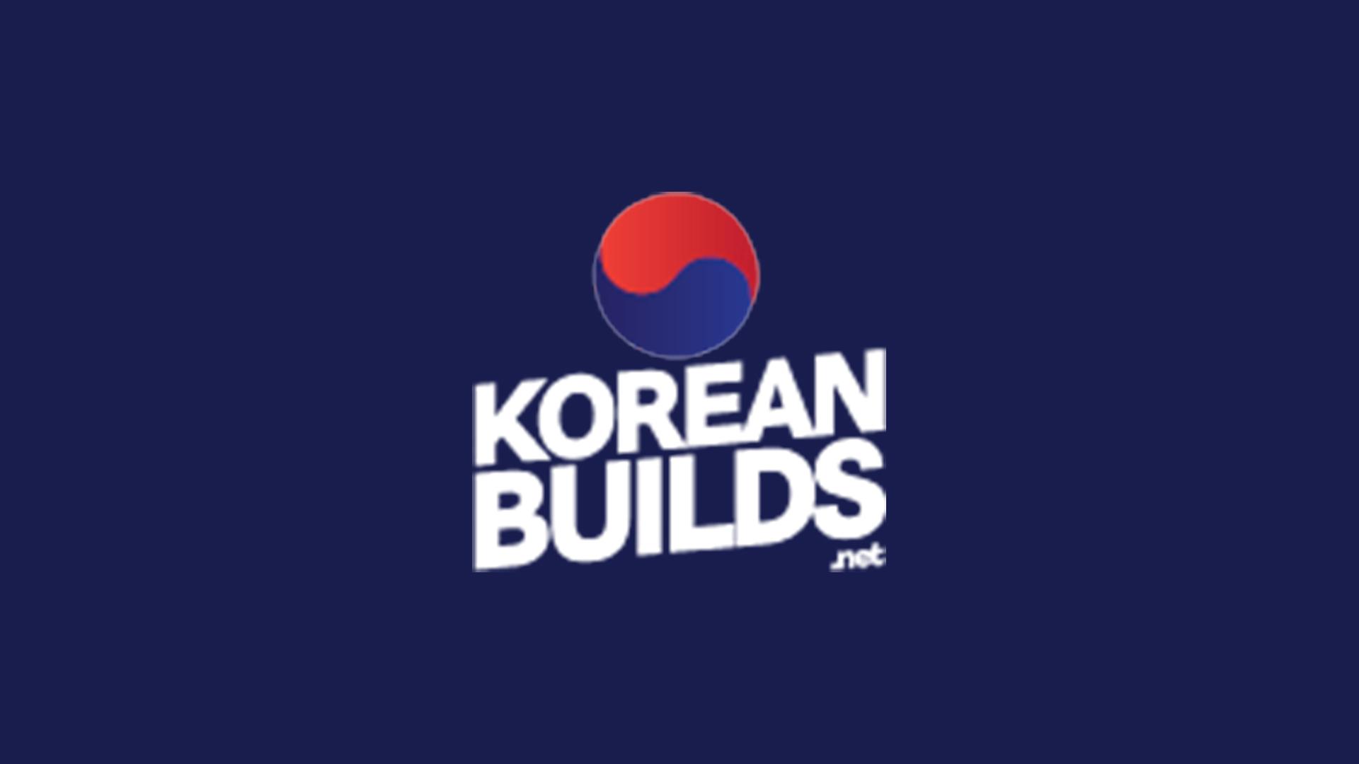 Koreanbuilds-logo