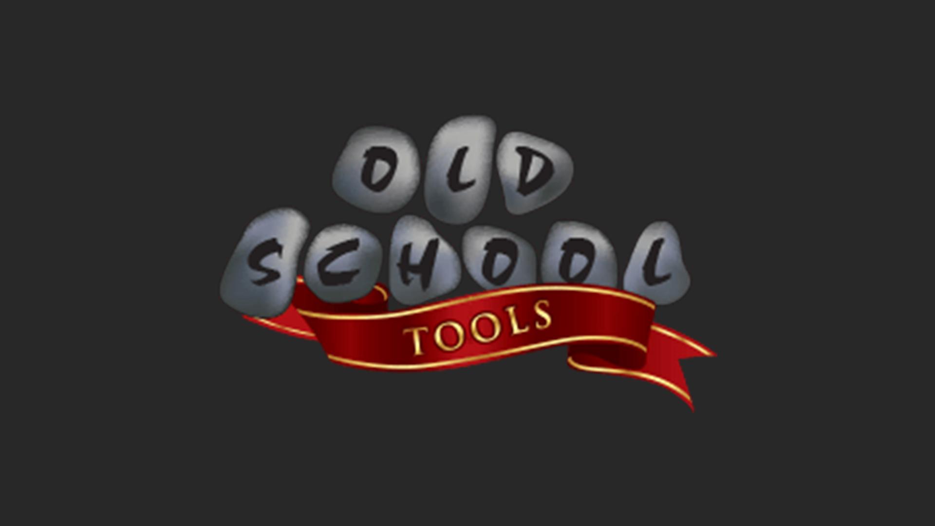 Old-School-Tools