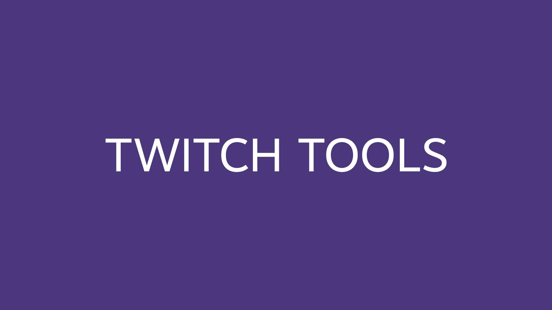 TwitchTools-logo