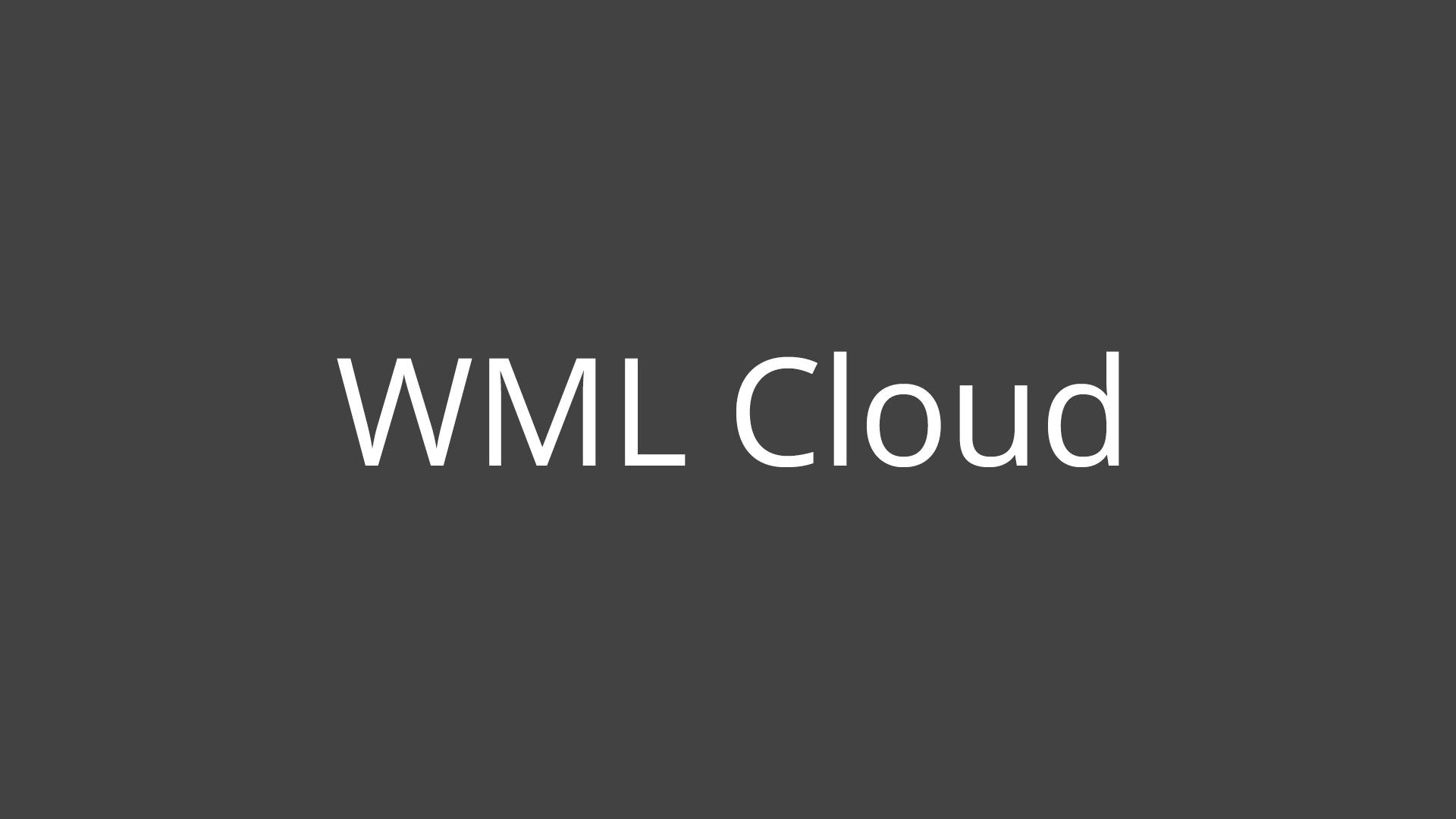 WML-Cloud-logo