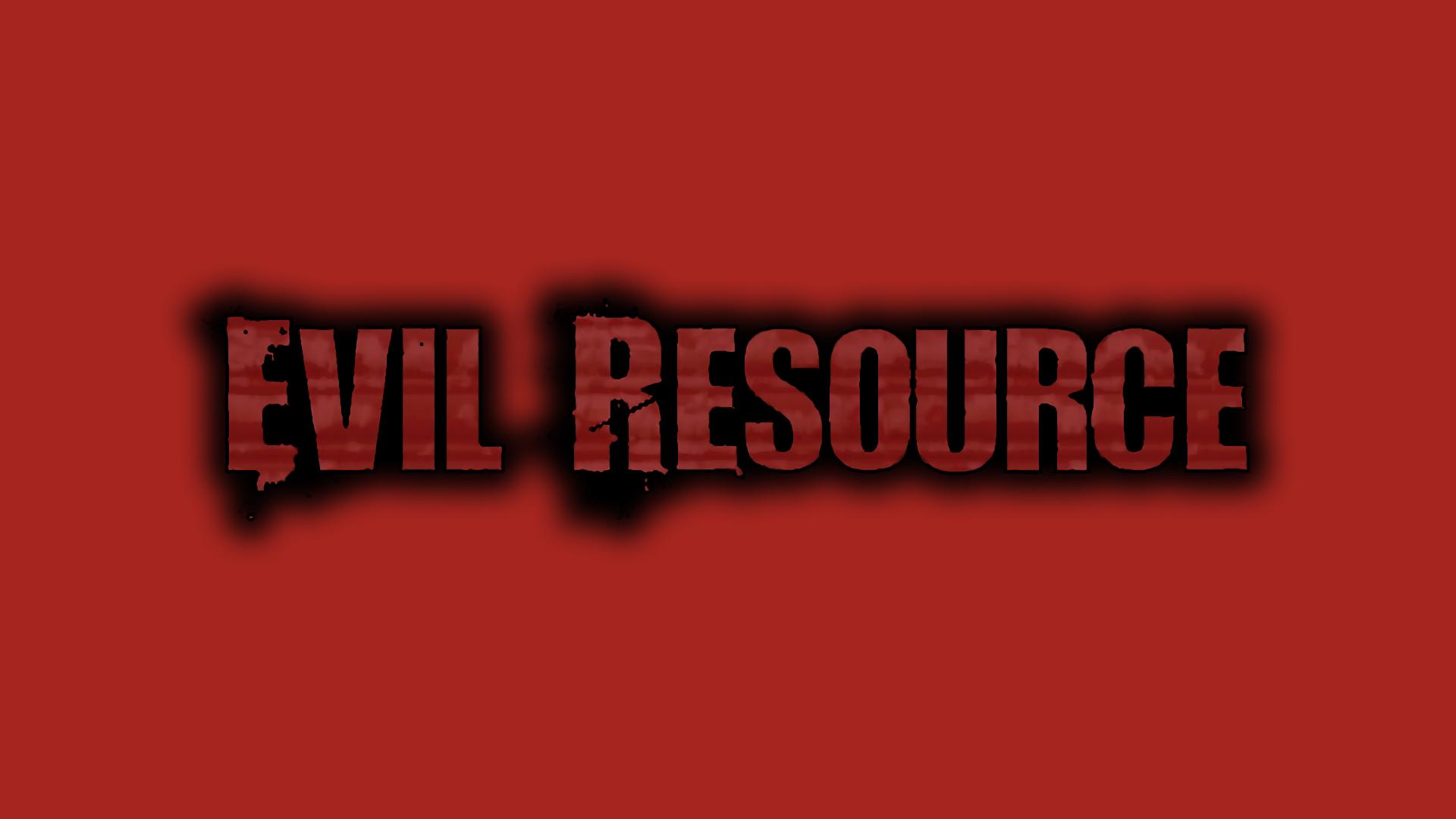 evil-resource