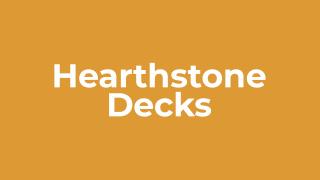 Hearthstone Decks