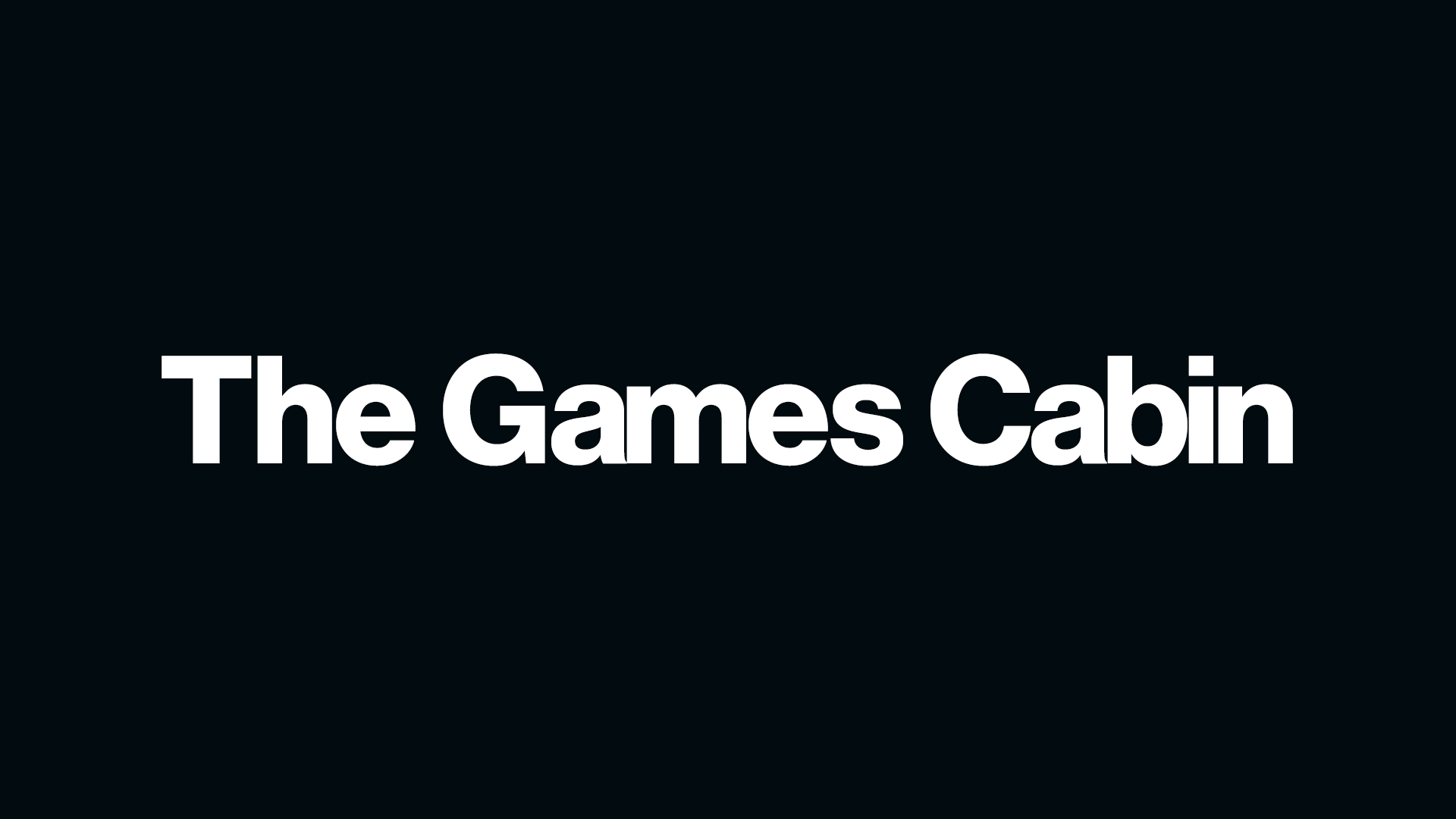 The-Games-Cabin