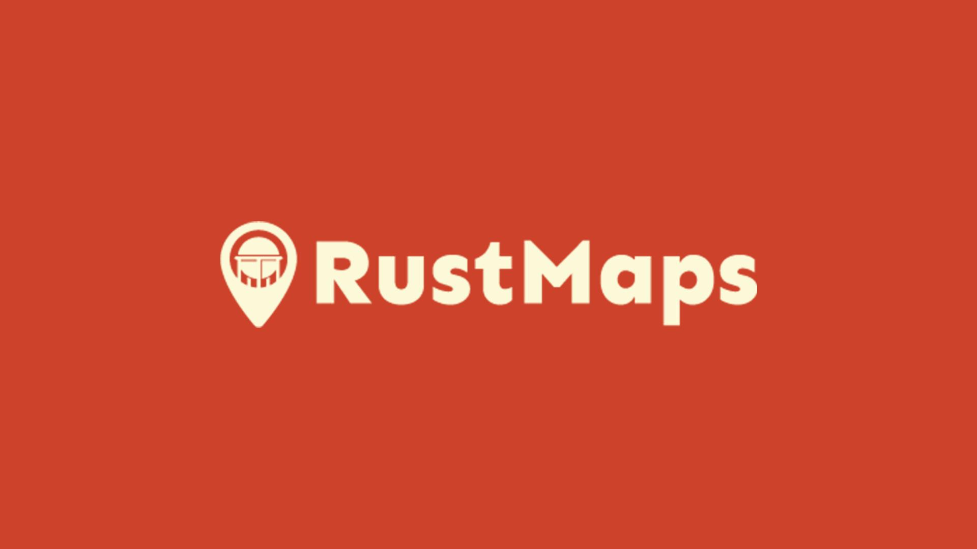 rust-maps